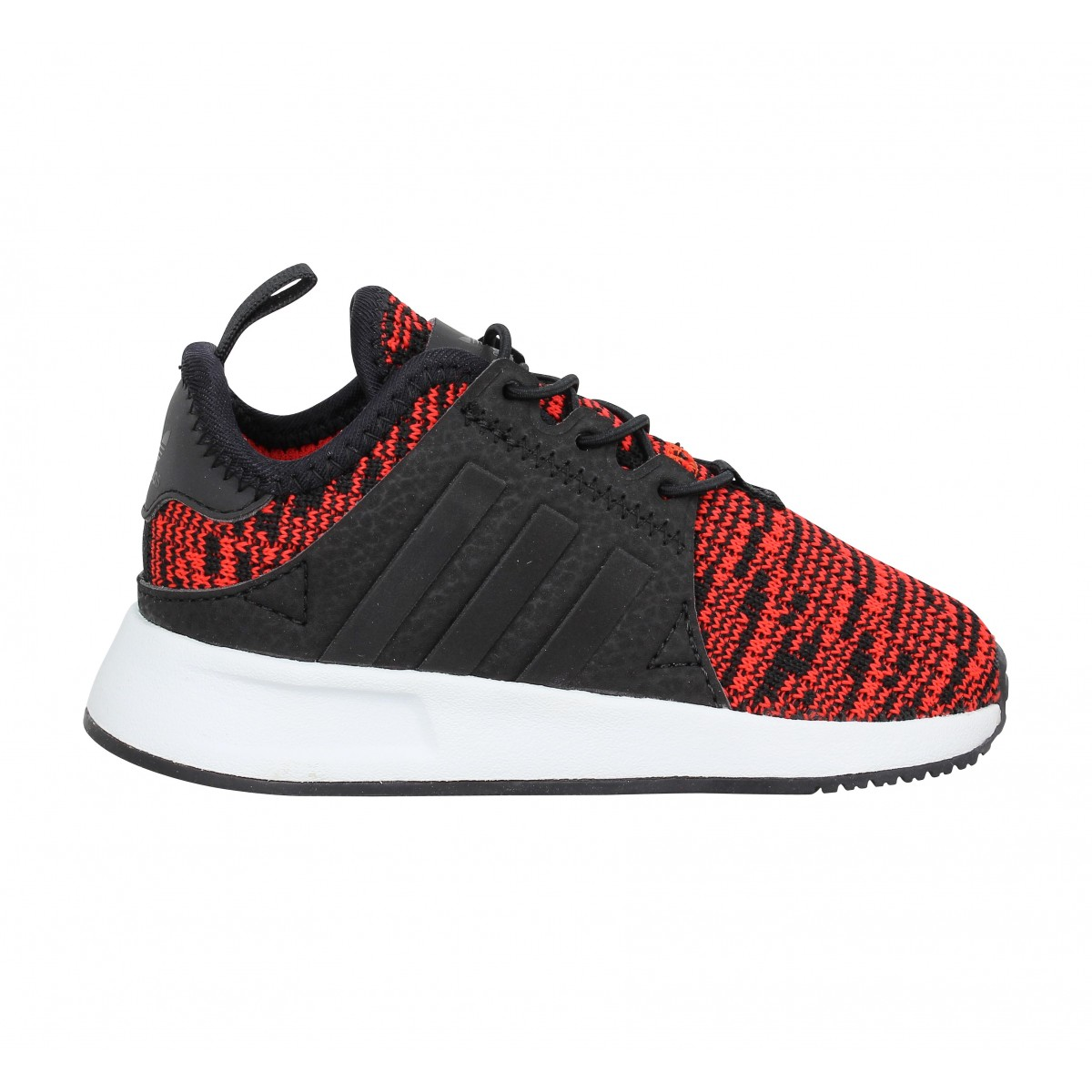 adidas x plr toile enfant rouge enfants fanny chaussures. Black Bedroom Furniture Sets. Home Design Ideas