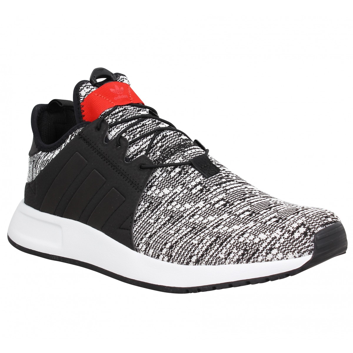 Baskets ADIDAS X PLR toile Homme Black