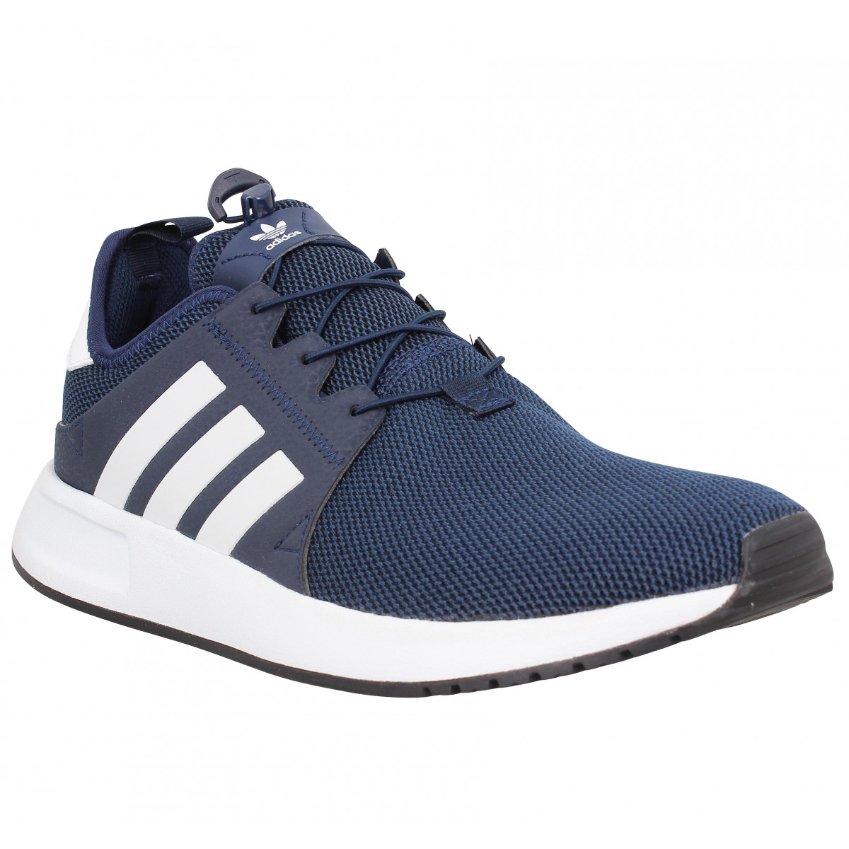 Baskets ADIDAS X PLR toile Homme Navy