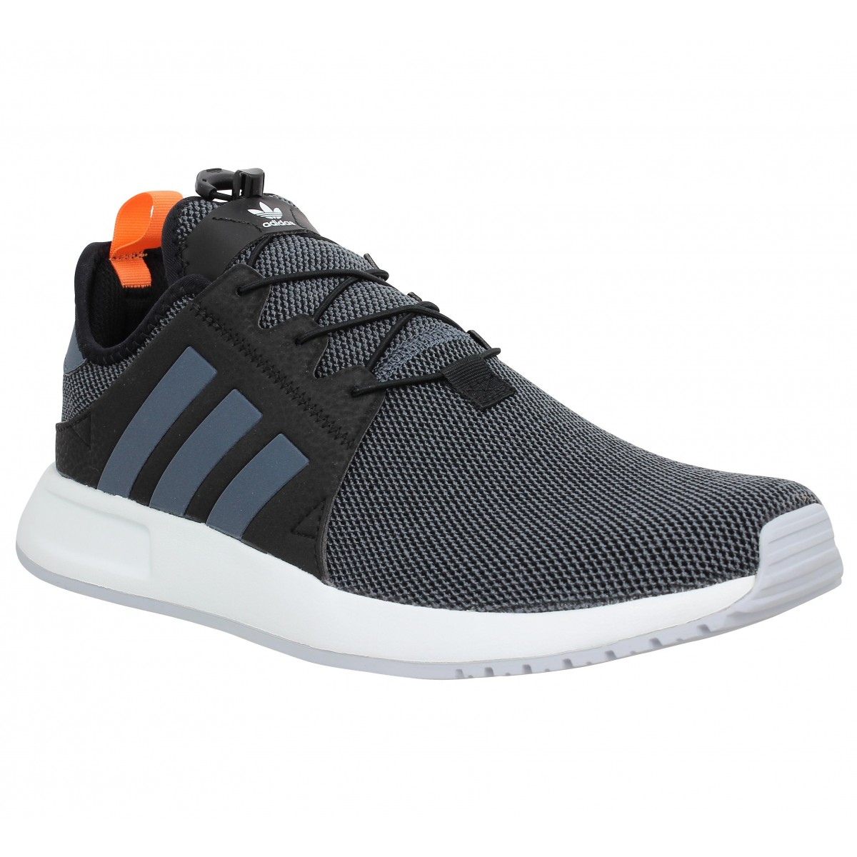 Baskets ADIDAS X PLR toile Homme Onix