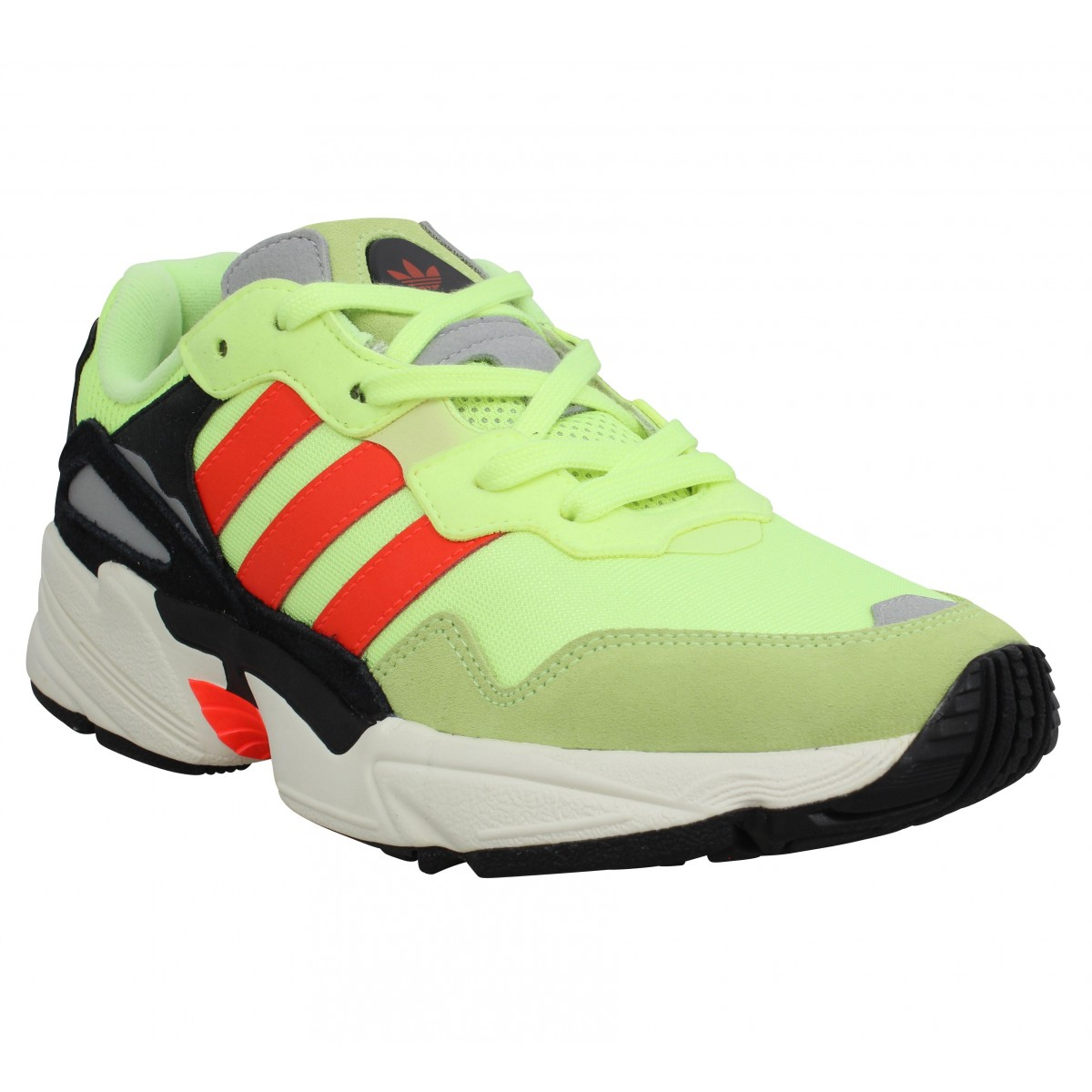 Adidas Homme Yung 96 Toile -40-jaune