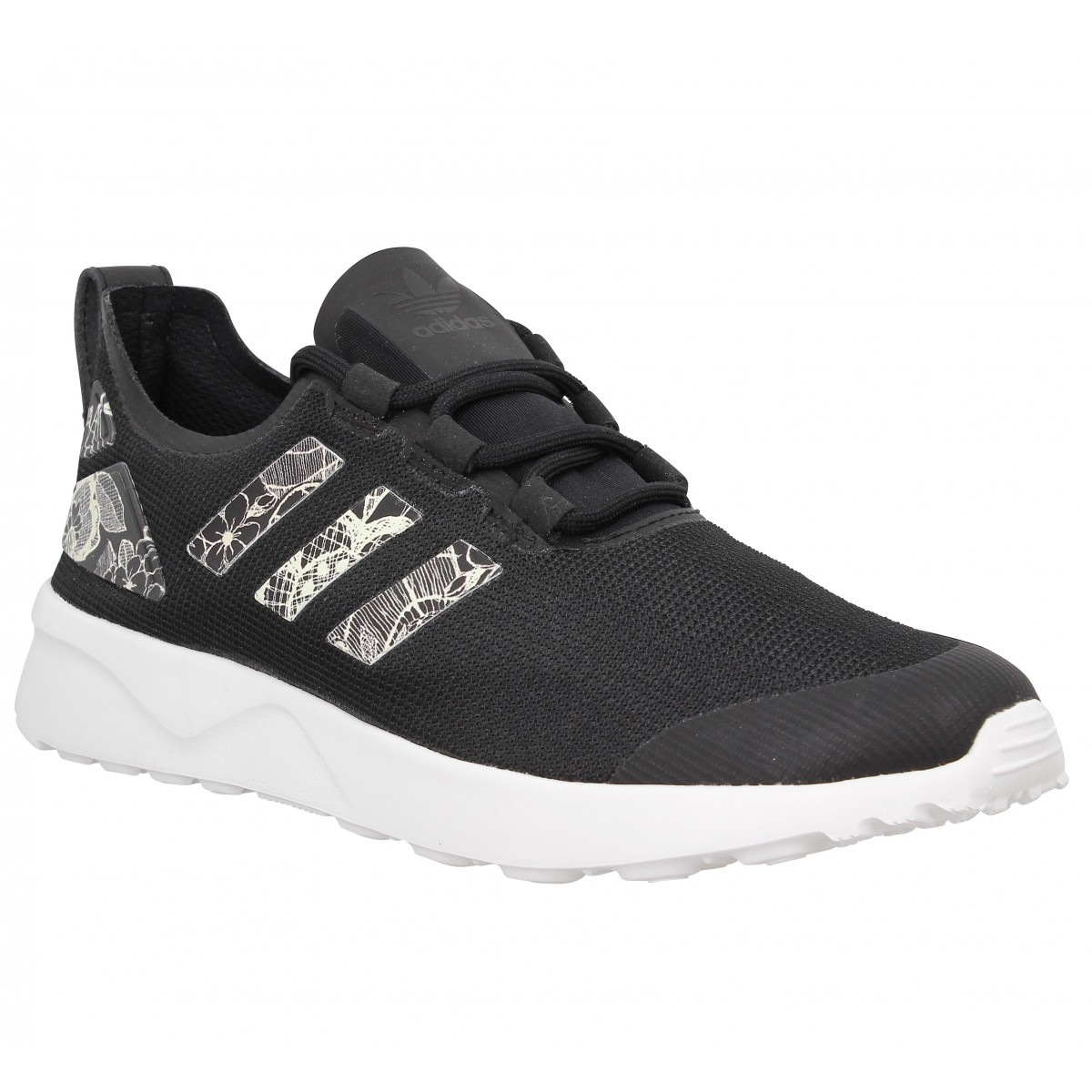 Baskets ADIDAS ZX Flux ADV Black