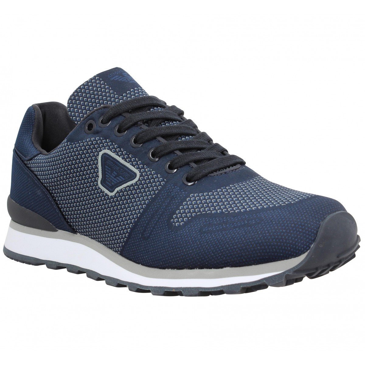 a42aa9f3f8a507 Armani jeans 9326 homme bleu homme | Fanny chaussures