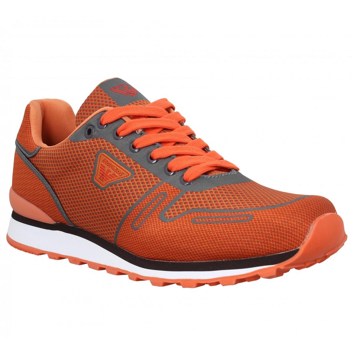 Armani Jeans Homme 9326-40-orange