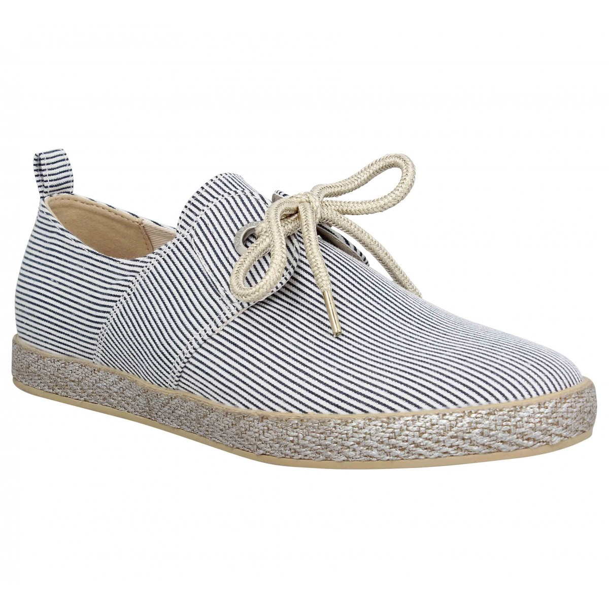 Baskets ARMISTICE Cargo One toile Femme Navy