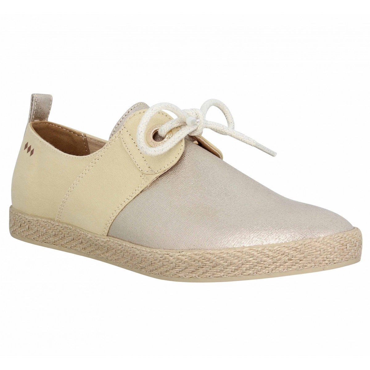 Baskets ARMISTICE Cargo One toile Femme Sable