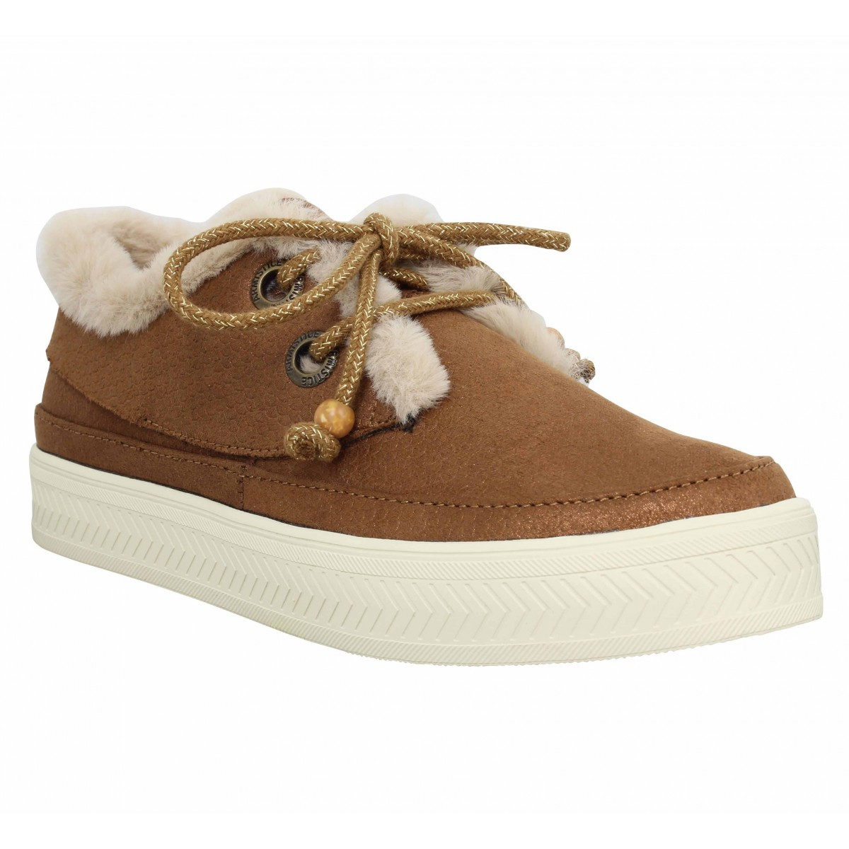 Baskets ARMISTICE Sonar Indian fisher Femme Tan