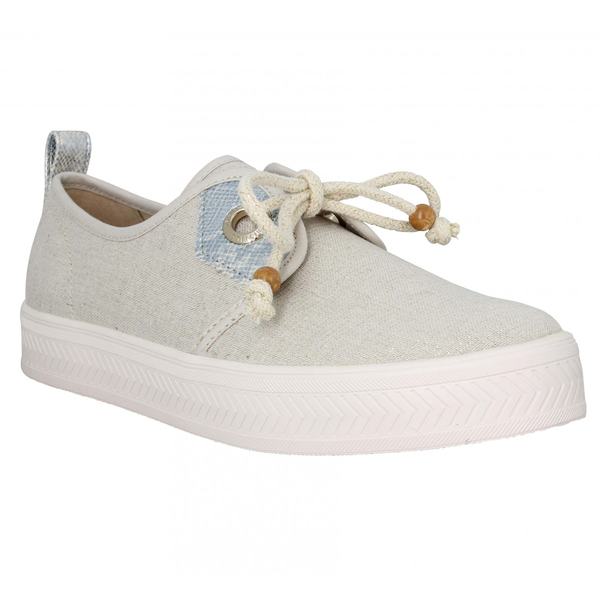 Baskets ARMISTICE Sonar One playa Femme Amande