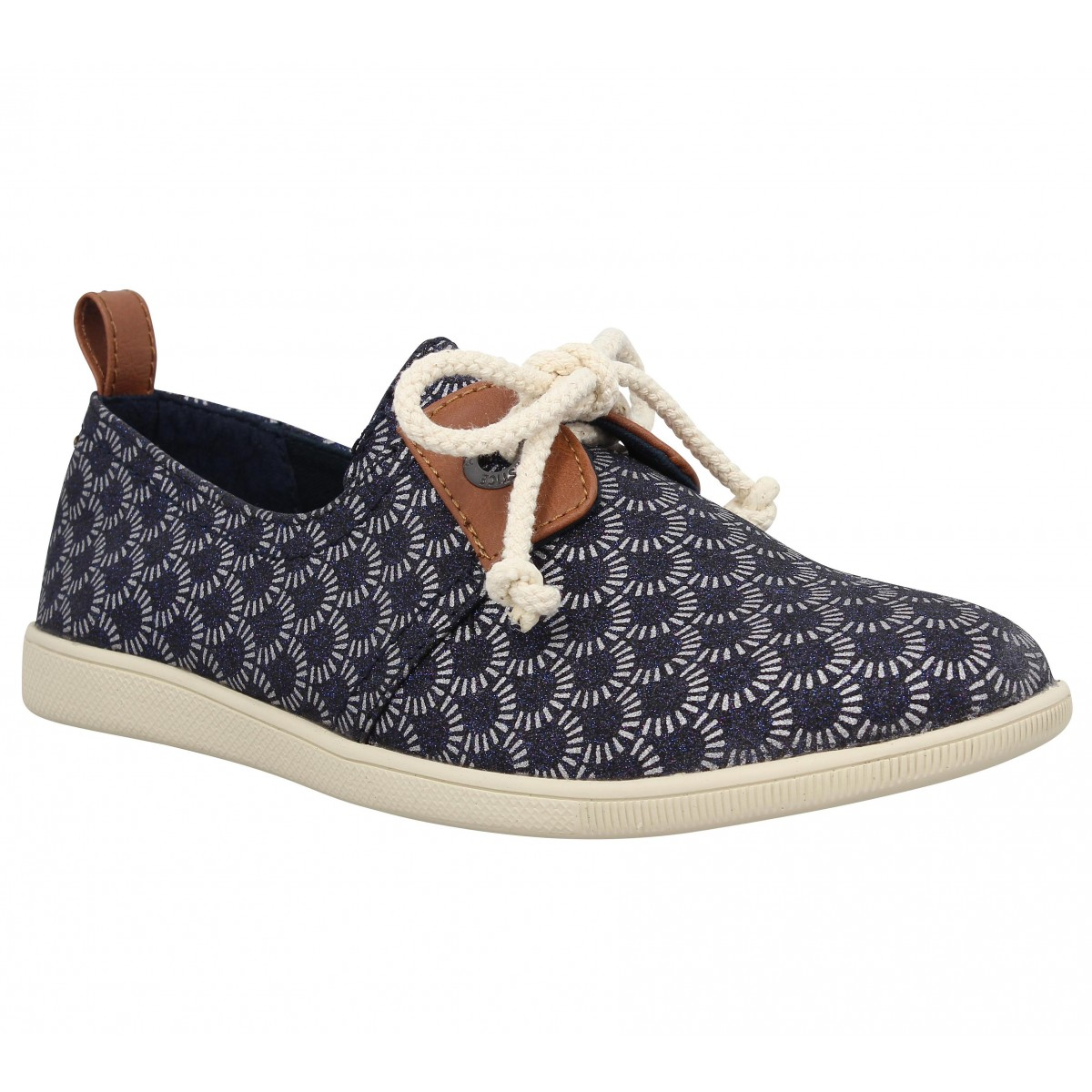 Baskets ARMISTICE Stone One loop Femme Navy