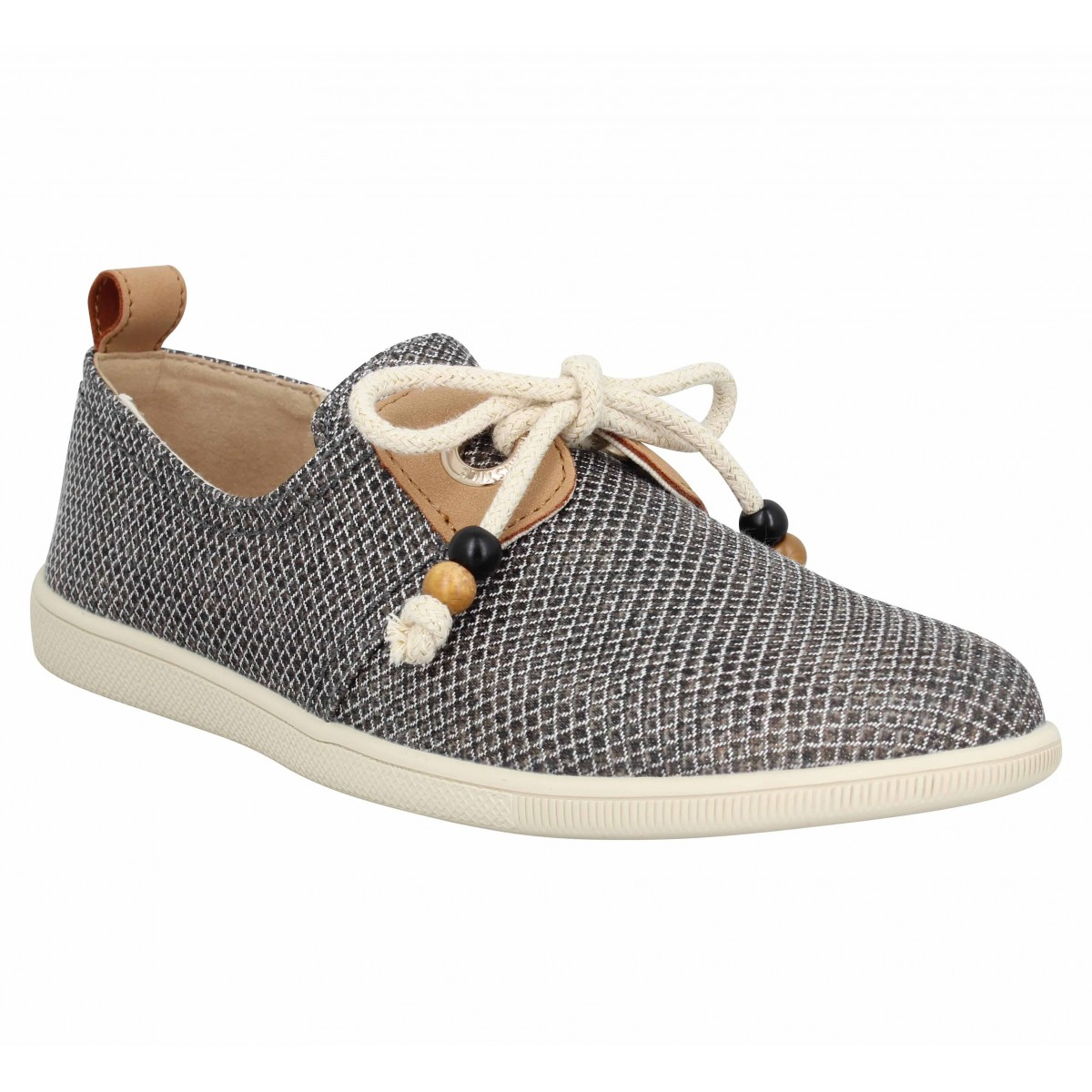 Baskets ARMISTICE Stone One loz Femme Graphite
