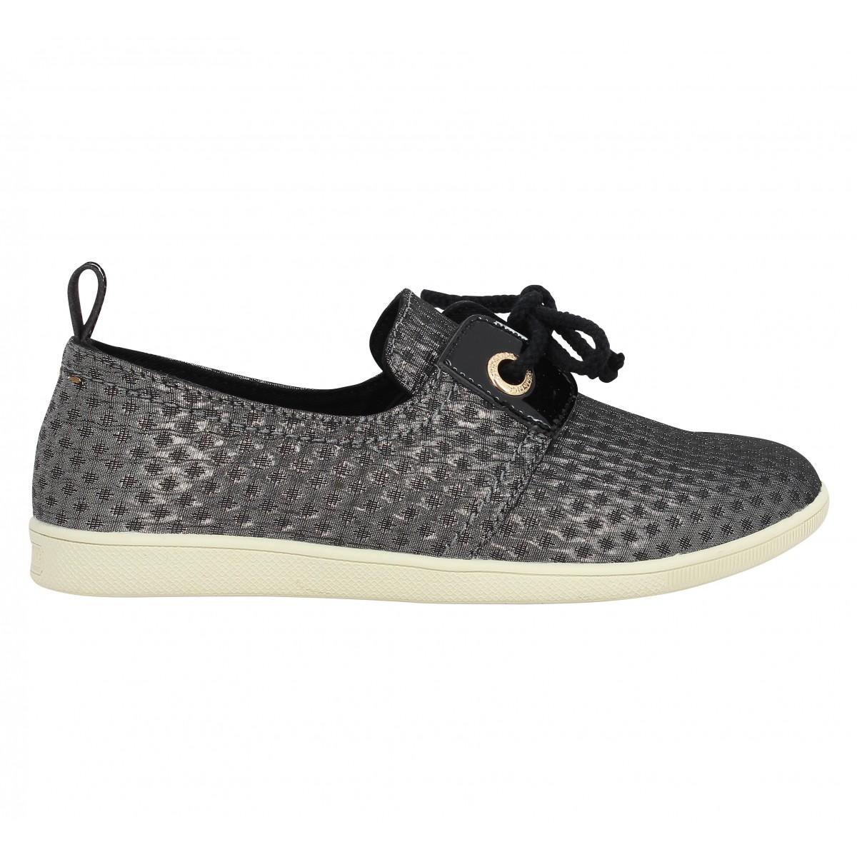 Palais, Sneakers Basses Femme, Noir, 38 EUElle