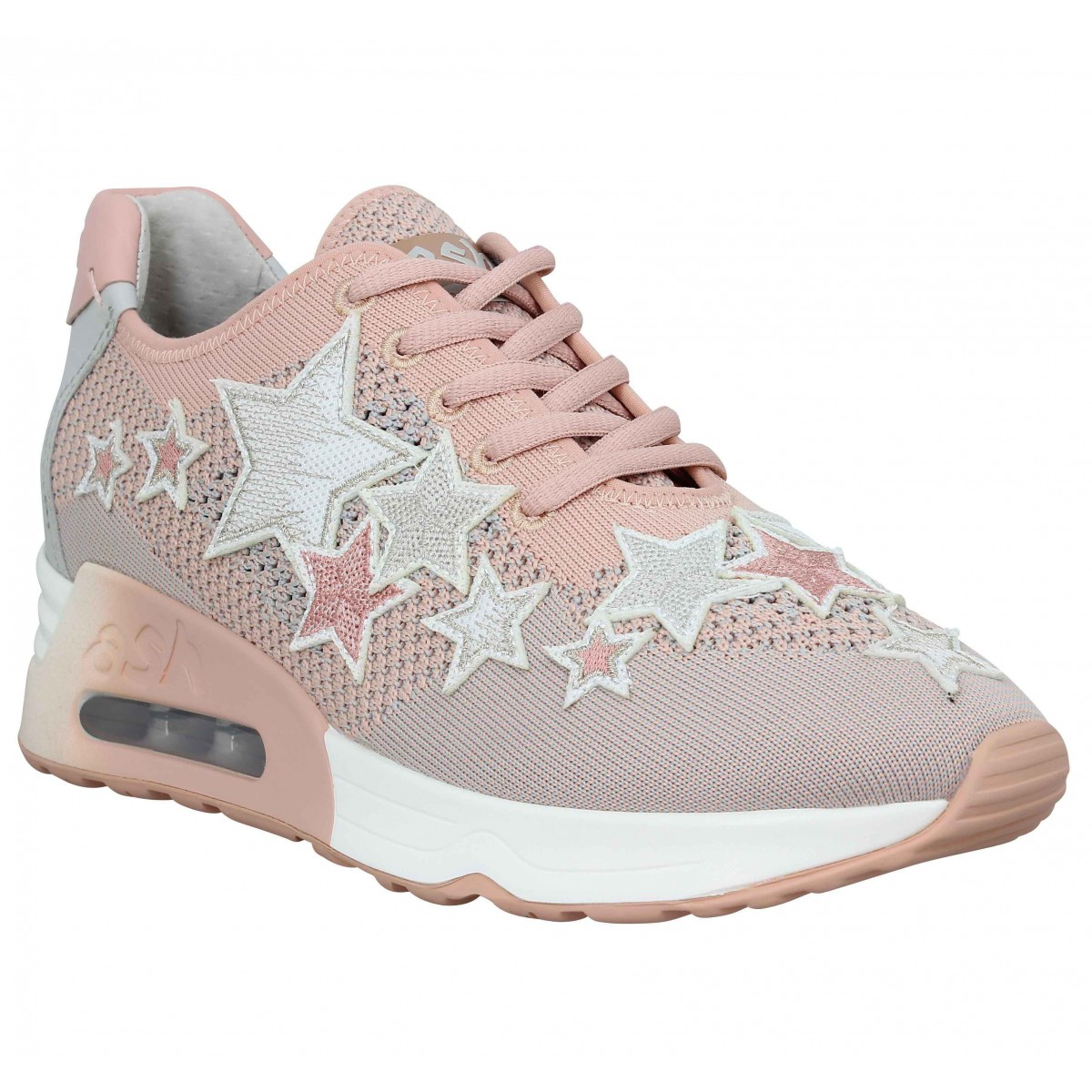 Ash Knit Nude Femme Chaussures Fanny Star Lucky gg8xwqv7