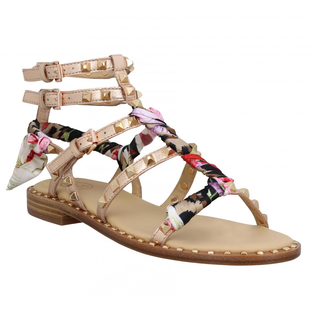 Foulard Cuir Femme Orfanny Chaussures Vgqspzum Pax Ash xdeCBo