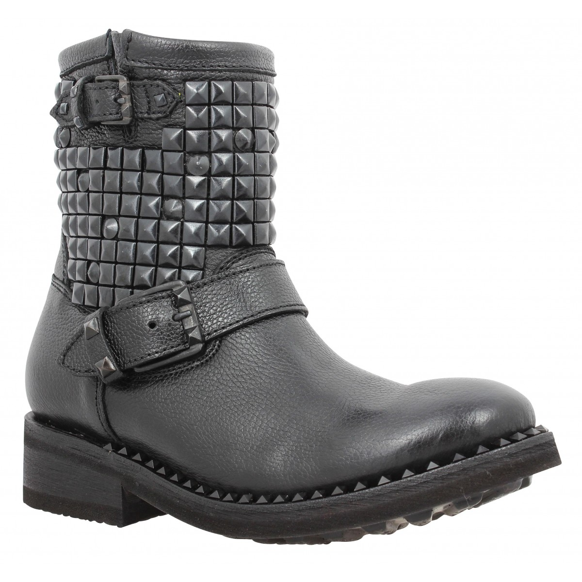 Bottines ASH Touch Noir