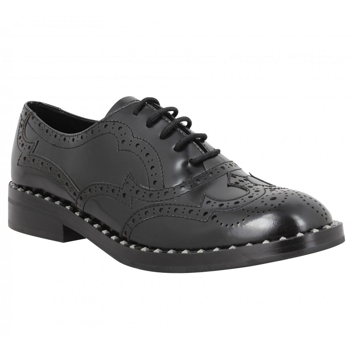 Chaussures à lacets ASH Wing Noir