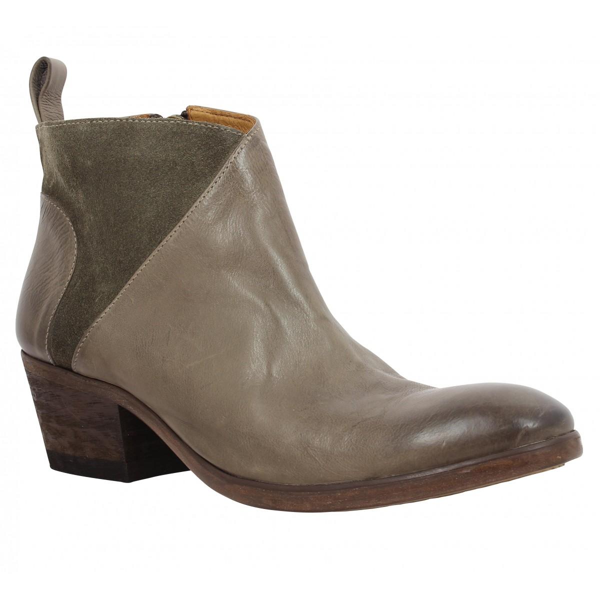 Atelier Voisin TaupeFanny Chaussures 7174 Femme qpzMSUV