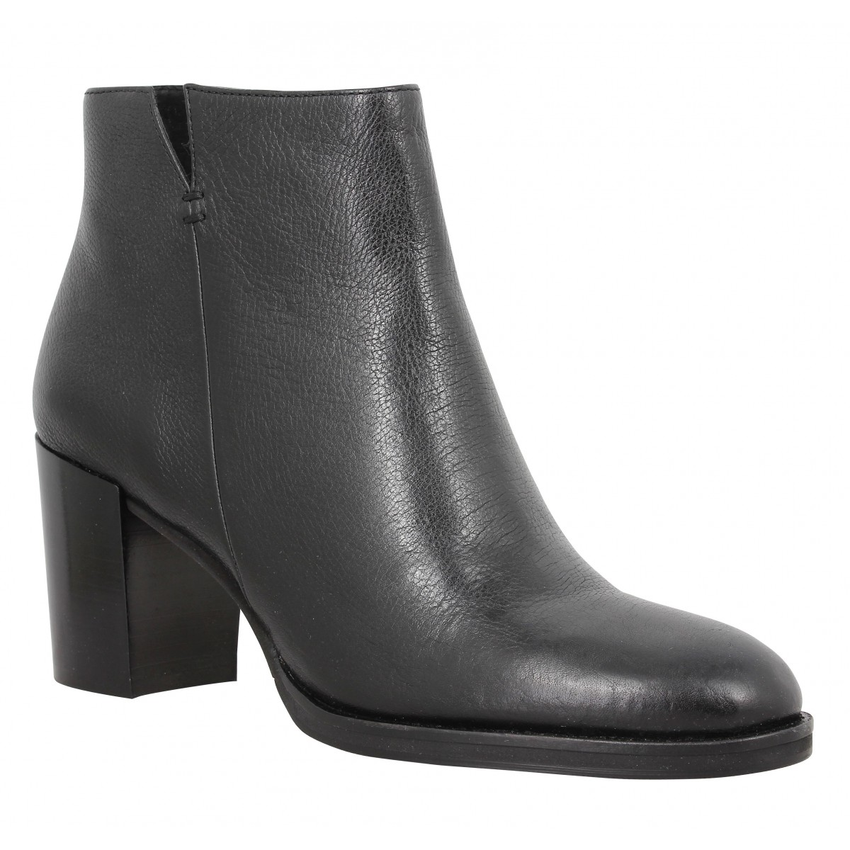 Bottines B PRIVATE 1301 Femme Noir
