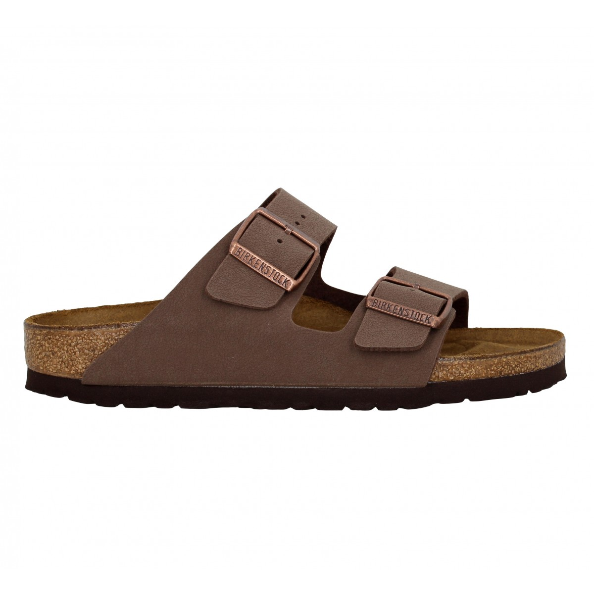 soldes birkenstock arizona birko flor homme marron fanny chaussures. Black Bedroom Furniture Sets. Home Design Ideas