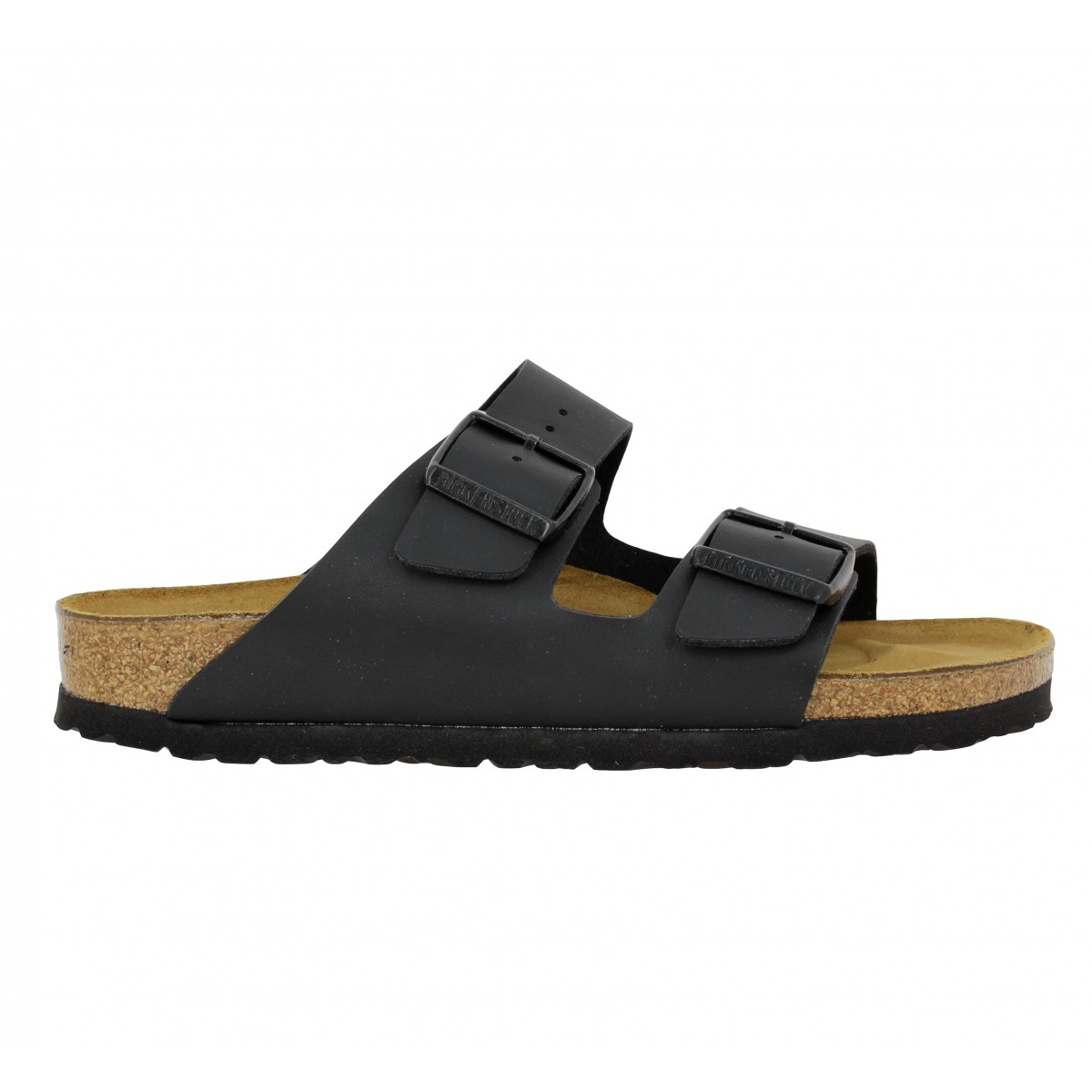 soldes birkenstock arizona birko flor homme noir fanny chaussures. Black Bedroom Furniture Sets. Home Design Ideas