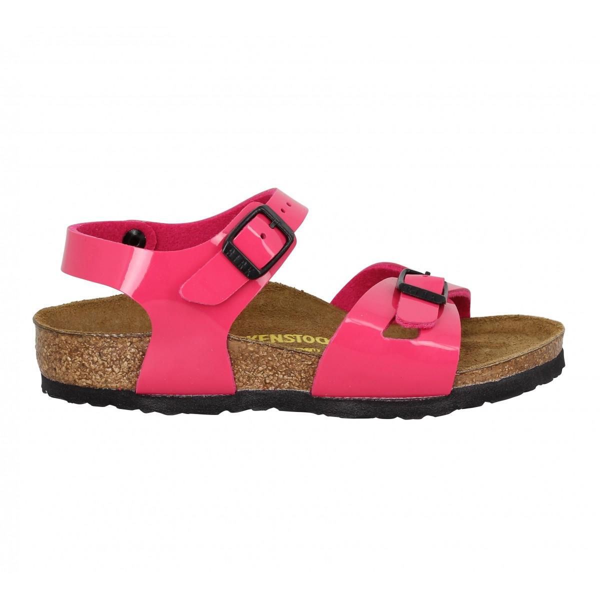 sandales birkenstock fille