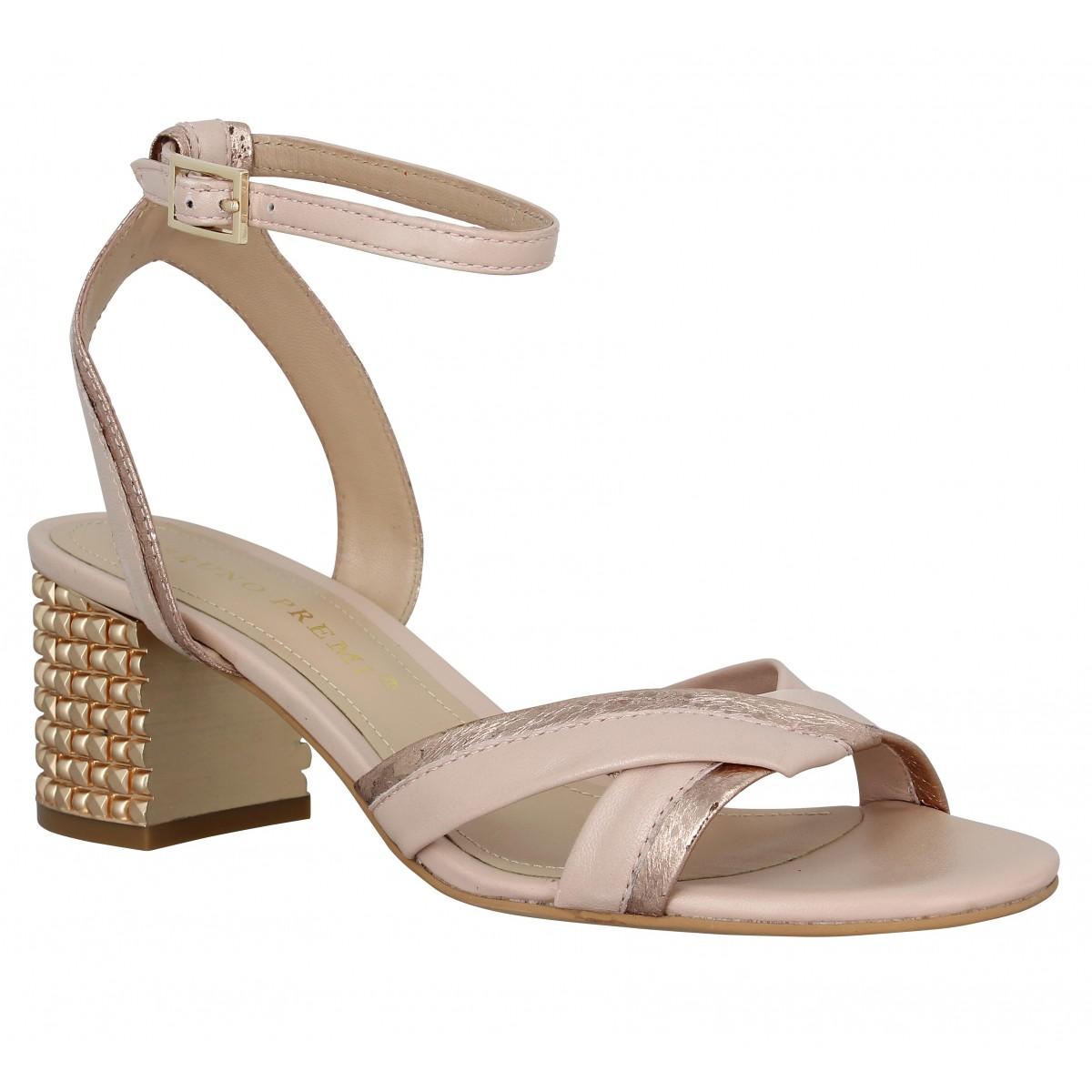 Premi Chaussures 1000 Bruno Nudefanny 5a3jq4rl Femme Cuir YEHIW9D2
