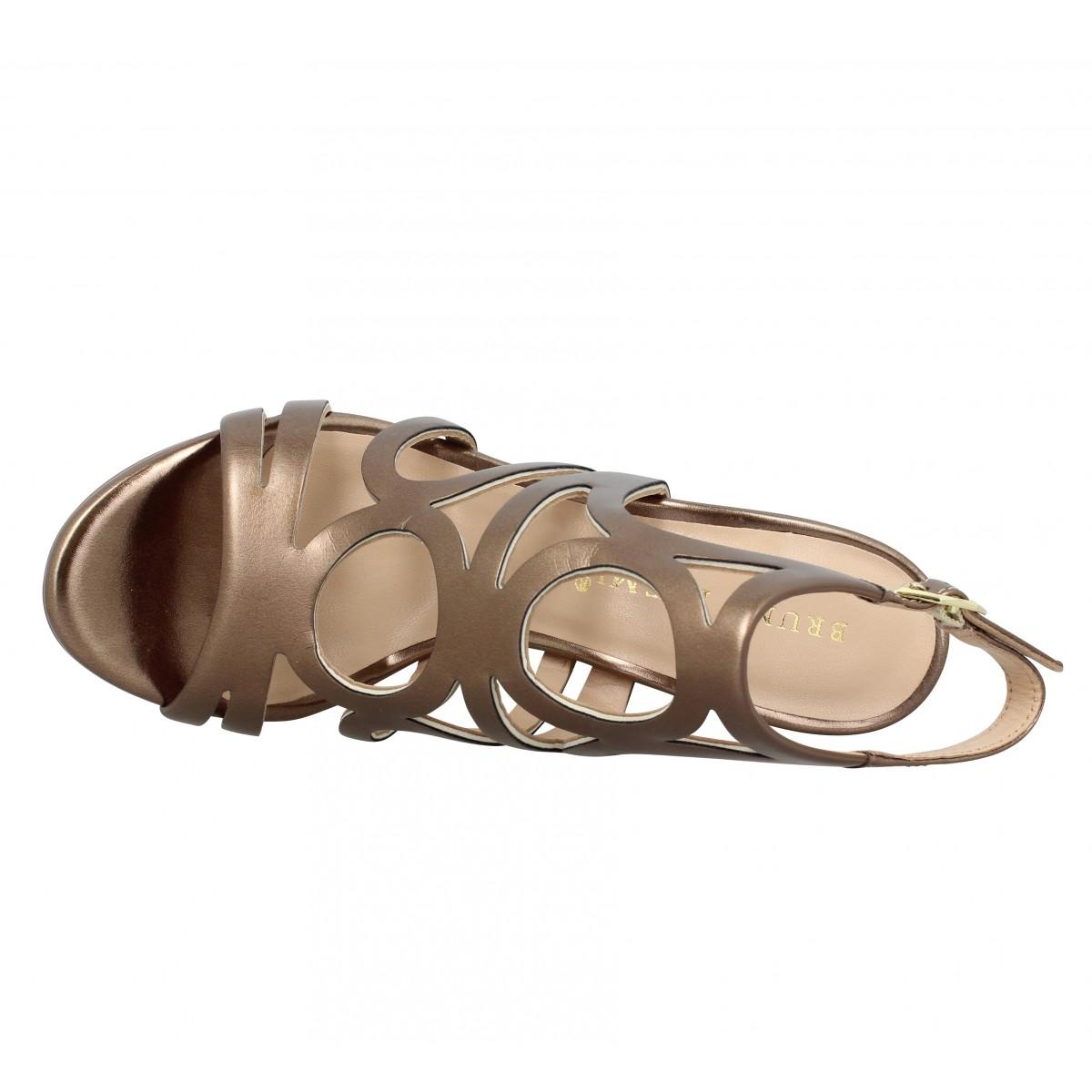 Chaussures Pour Femme HonnêTeté Clarks Femmes Bronze