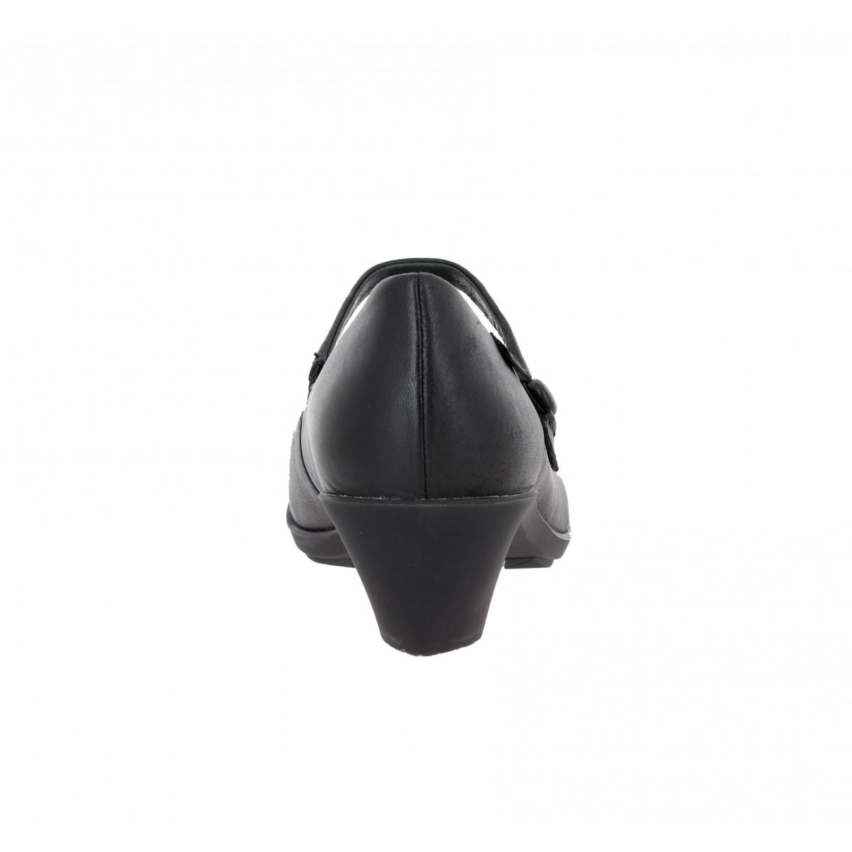 Fanny Cuir Agatha 21847 Chaussures Femme Camper Noir Xf4qn 32060ee9f7c0