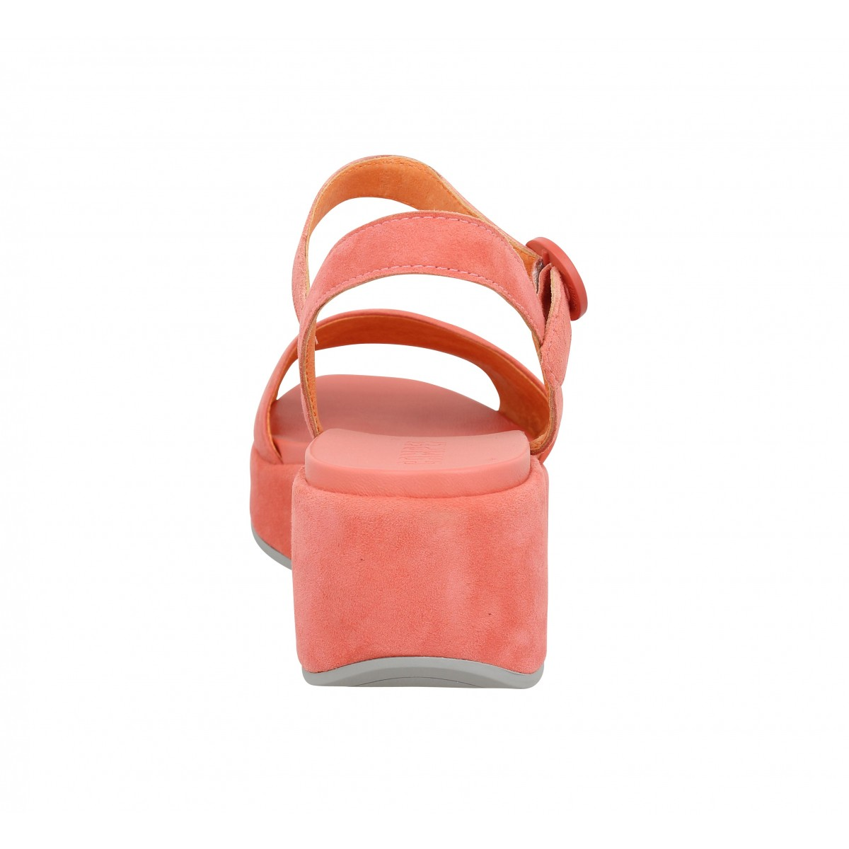 Chaussures Camper Femme Misia Fanny Velours Corail ppdr0qa