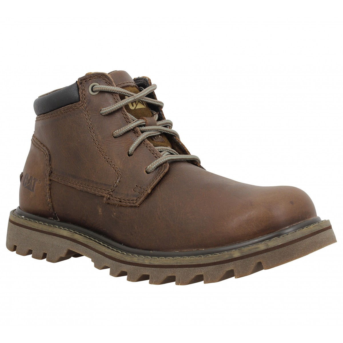 Bottines CATERPILLAR Doubleday Marron