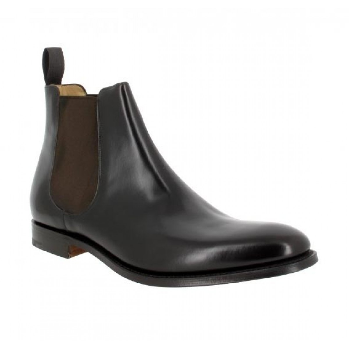 Bottines CHURCH'S Beijing cuir Homme Ebony