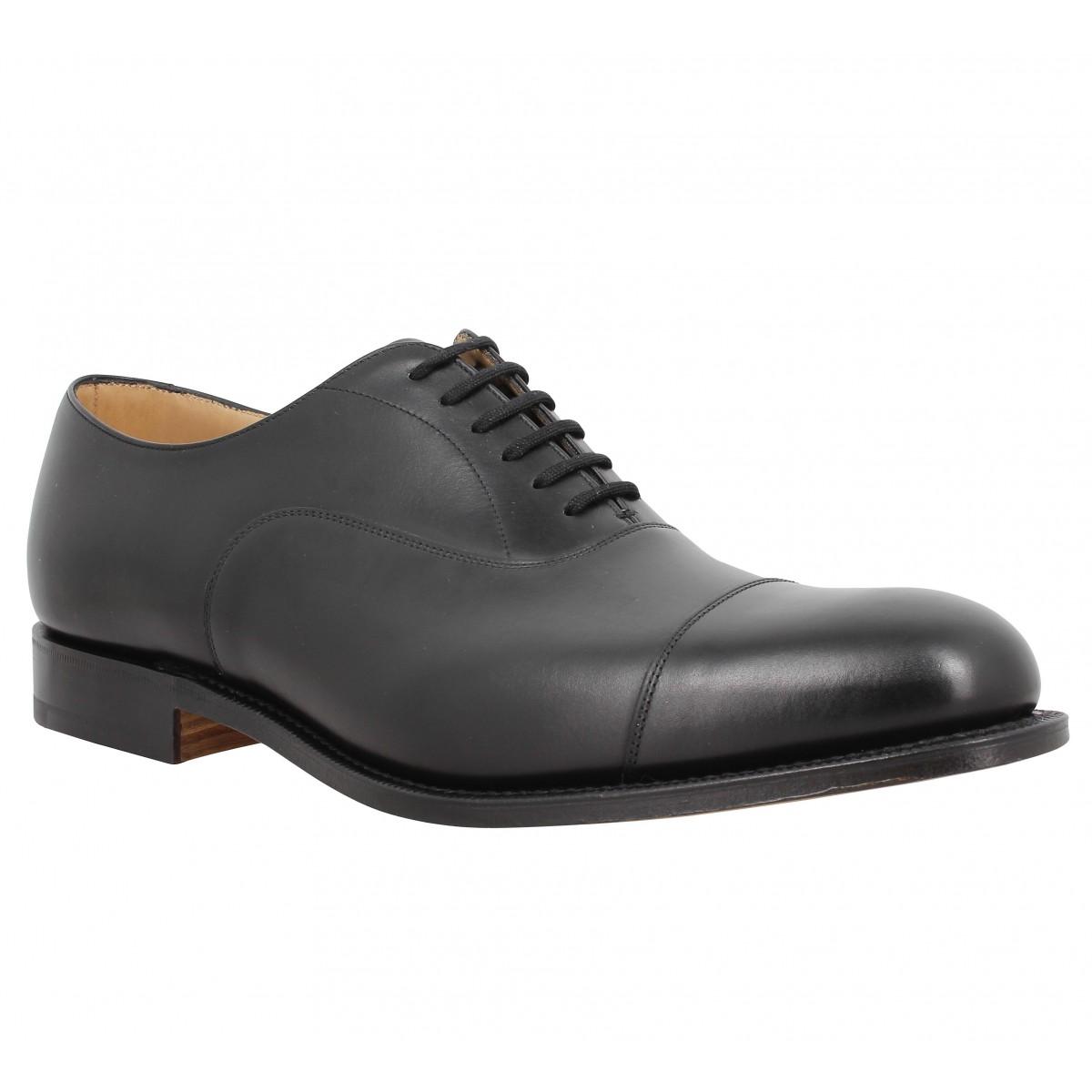 Chaussures à lacets CHURCH'S Dubai cuir Noir