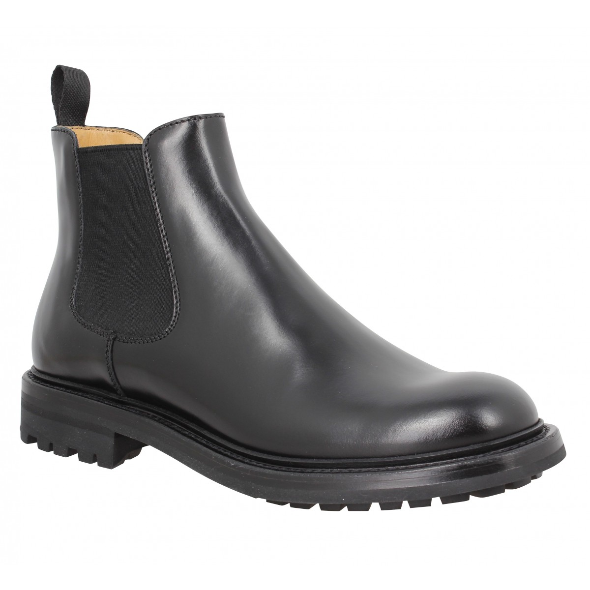 Bottines CHURCH'S Genie Boot cuir Noir