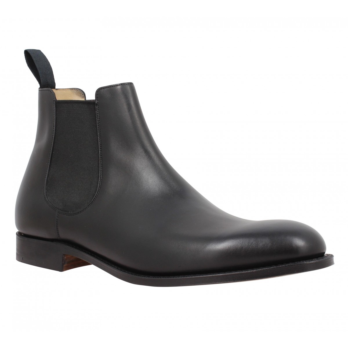 83cff25d774 Oser le luxe Bottines Church s houston cuir homme noir