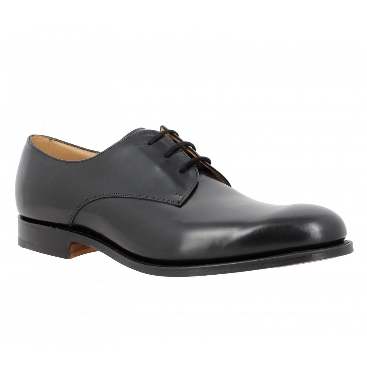 Chaussures à lacets CHURCH'S Paris cuir Homme Noir