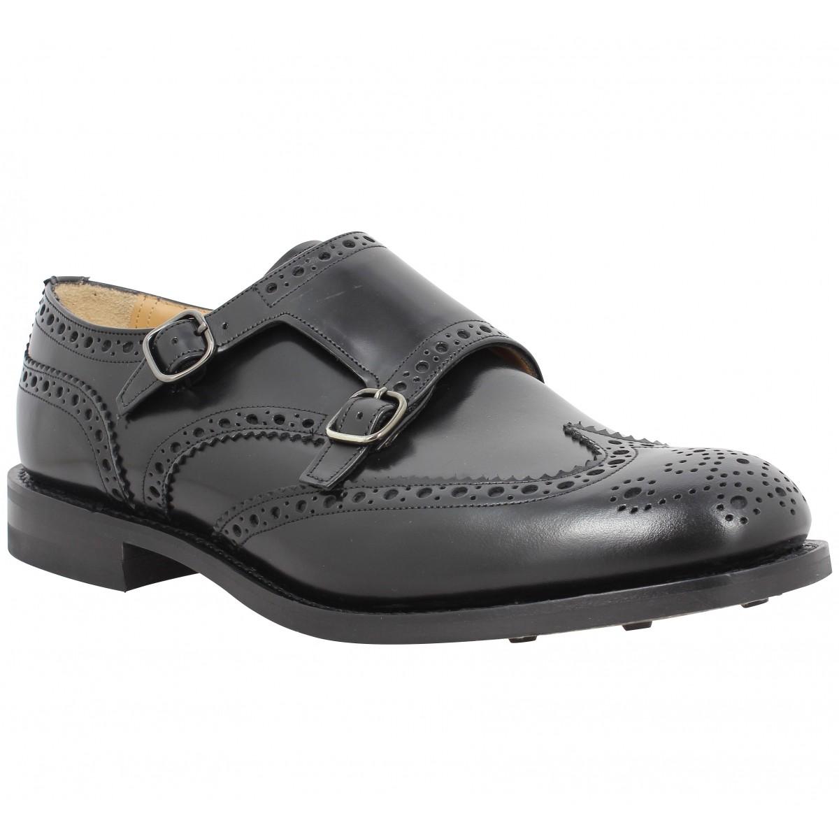 Chaussures à lacets CHURCH'S Seaforth cuir Homme Noir
