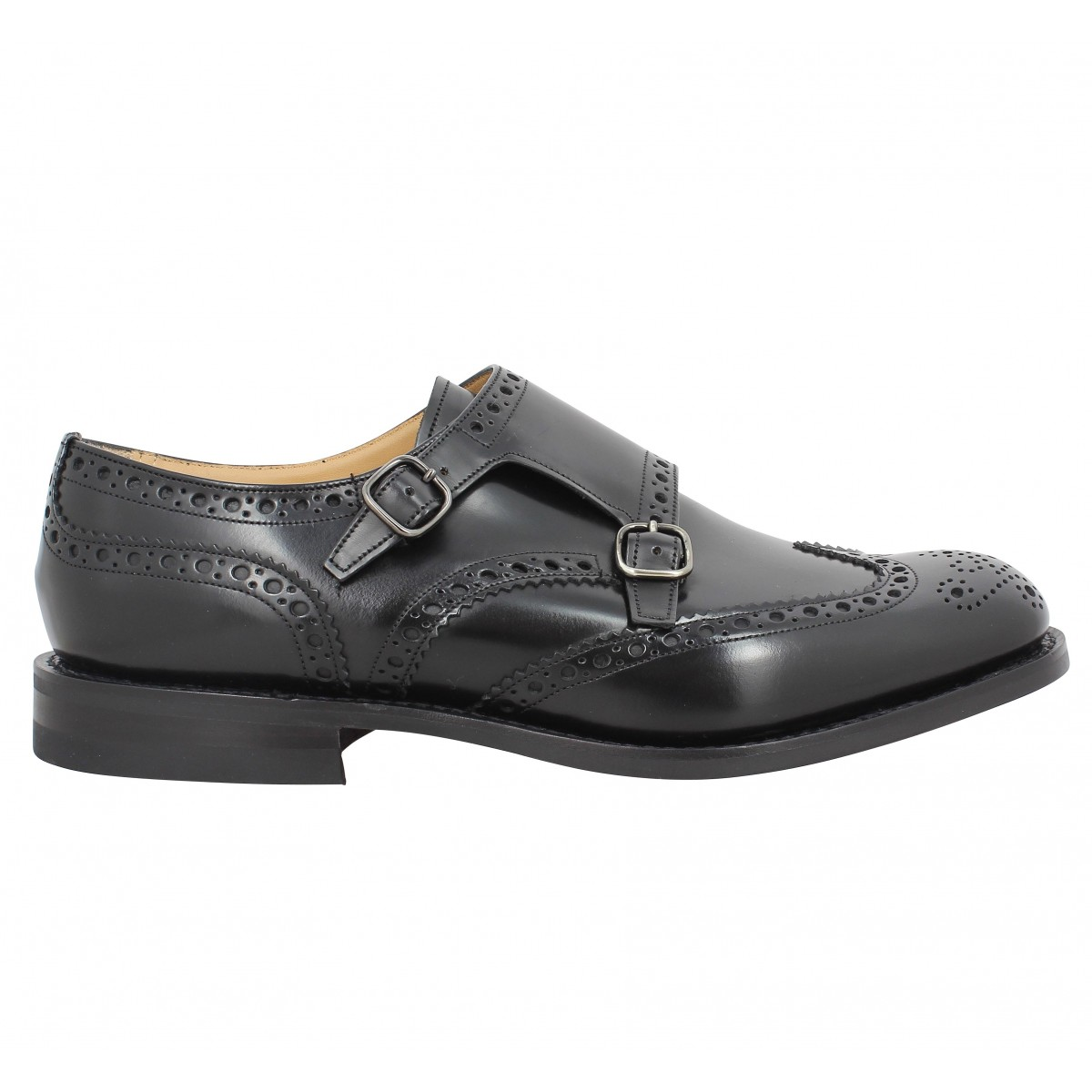 Chaussures à lacets CHURCHS Seaforth velours Homme EbonyChurchs 0zG7WJSP0