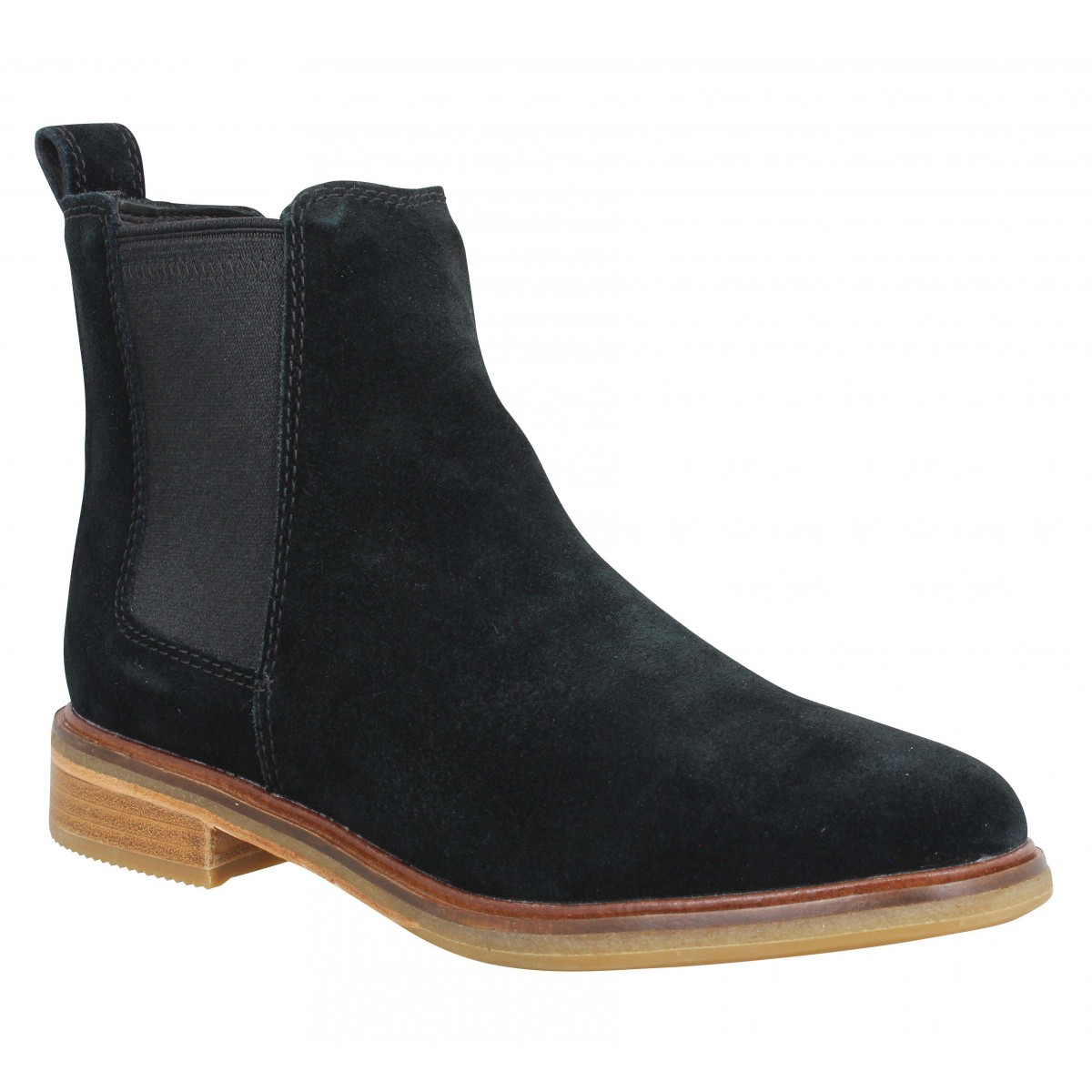 Clarks Marque Clarkdale Arlo Velours...