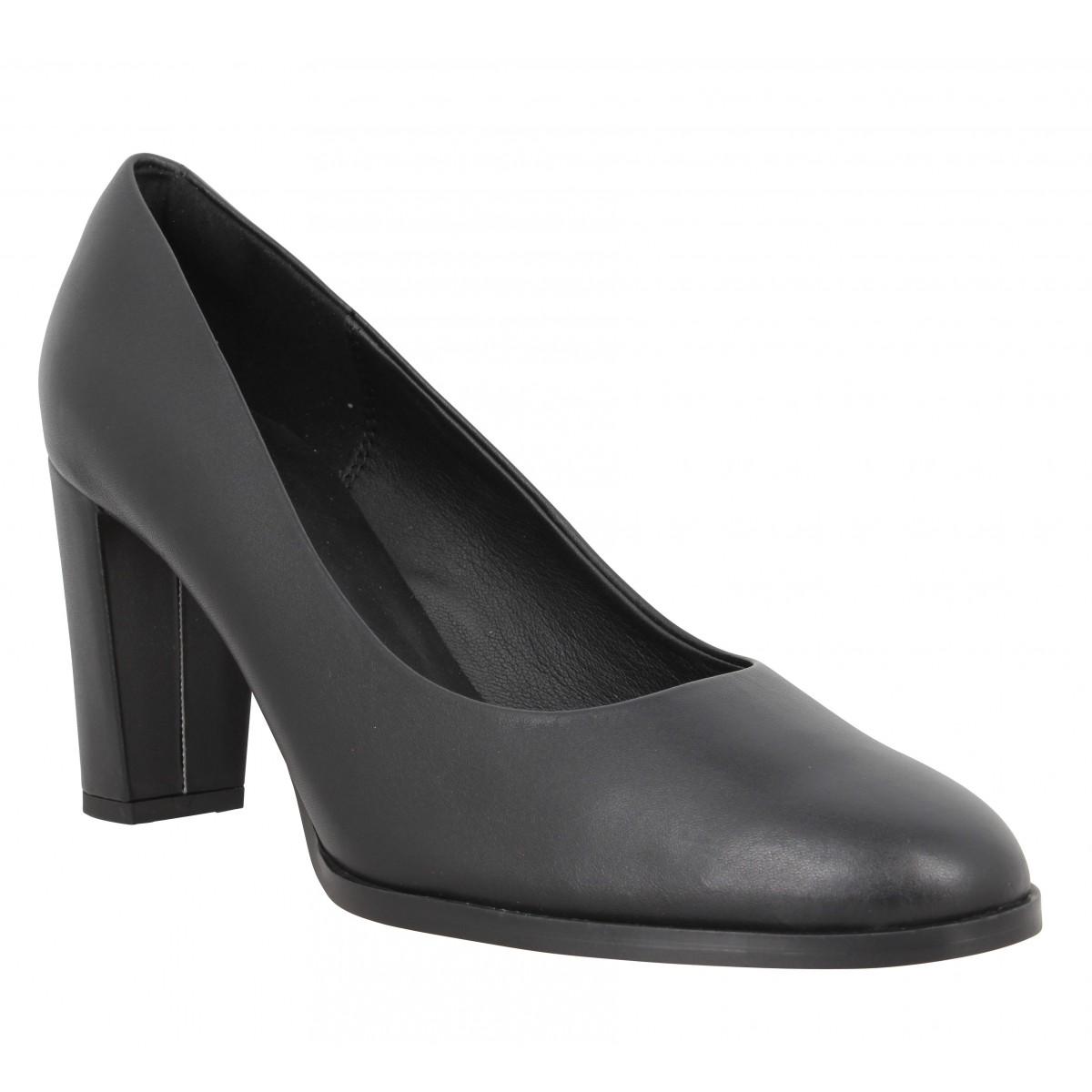 Escarpins CLARKS Kaylin Cara2 cuir Femme Noir