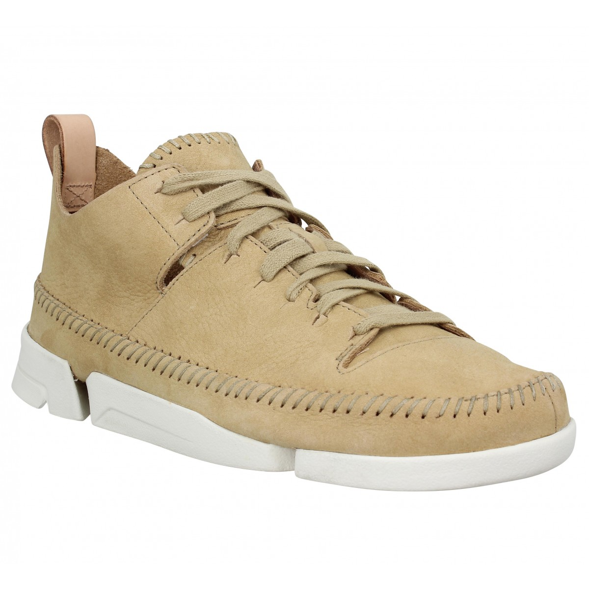 Baskets CLARKS ORIGINALS Trigenic Flex Beige