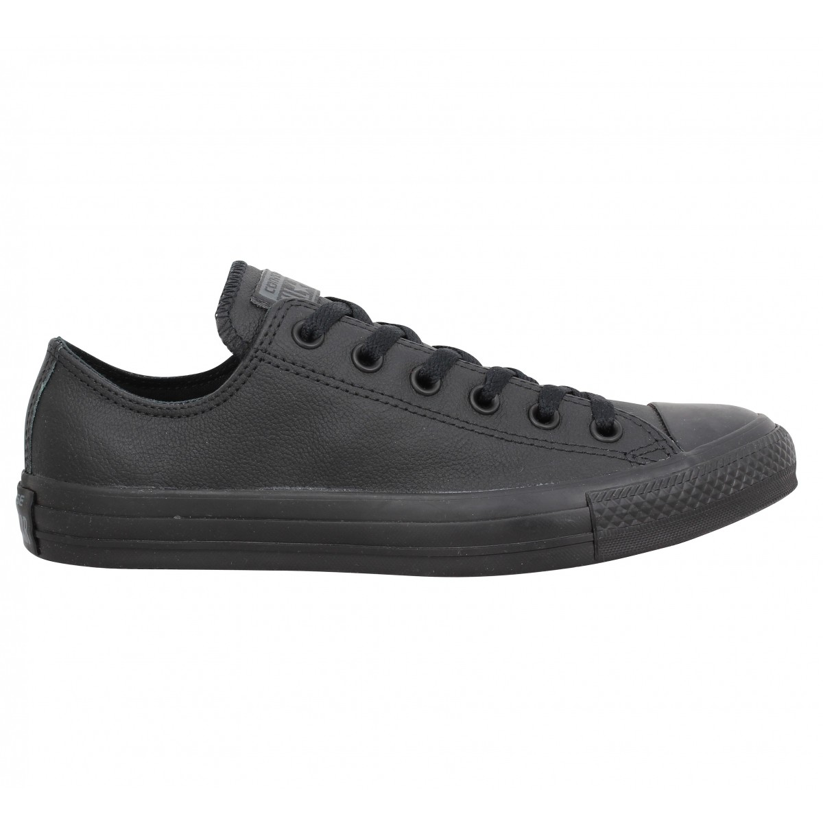CONVERSE Chuck Taylor All Star cuir Homme Black