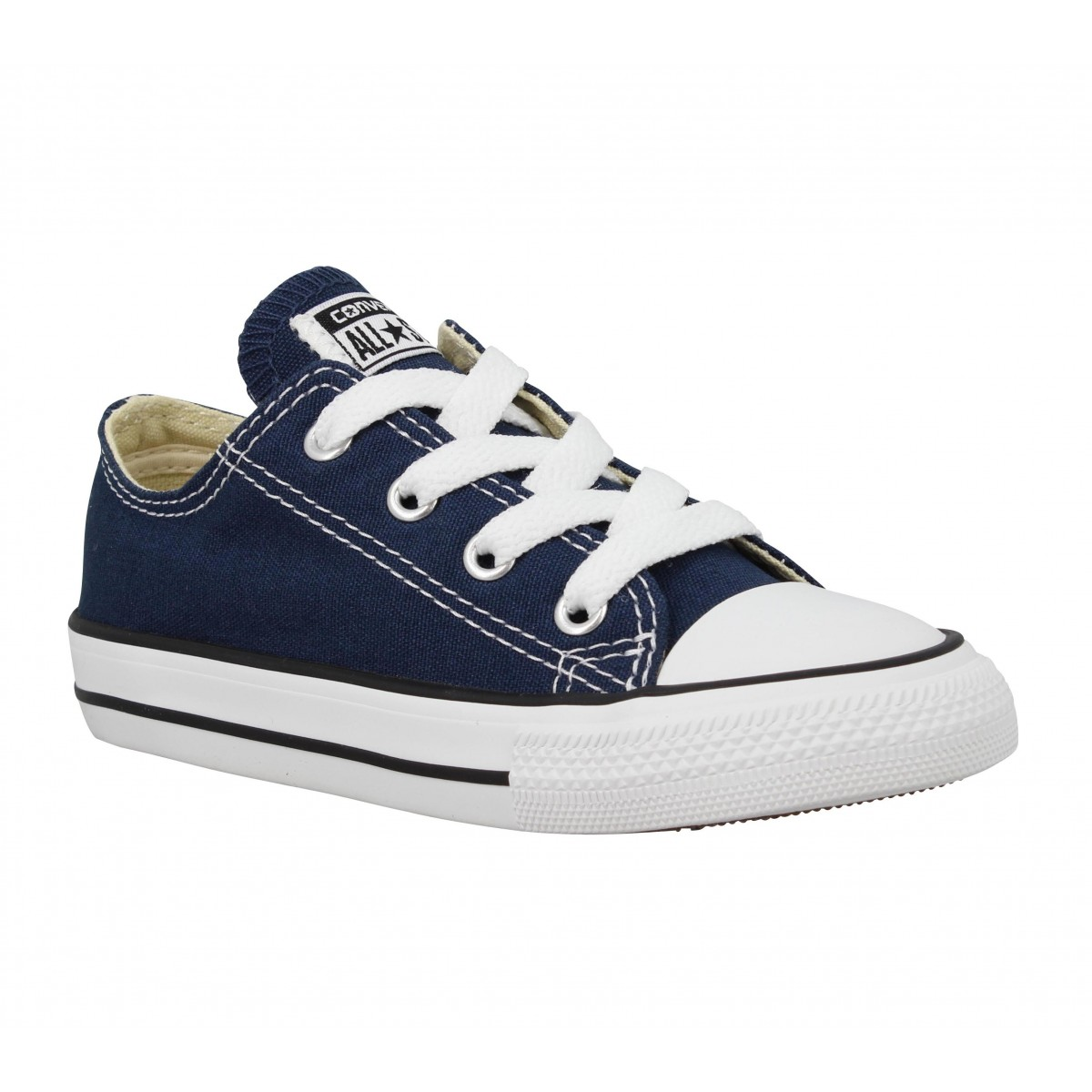 Baskets CONVERSE Chuck Taylor All Star toile Enfant Marine