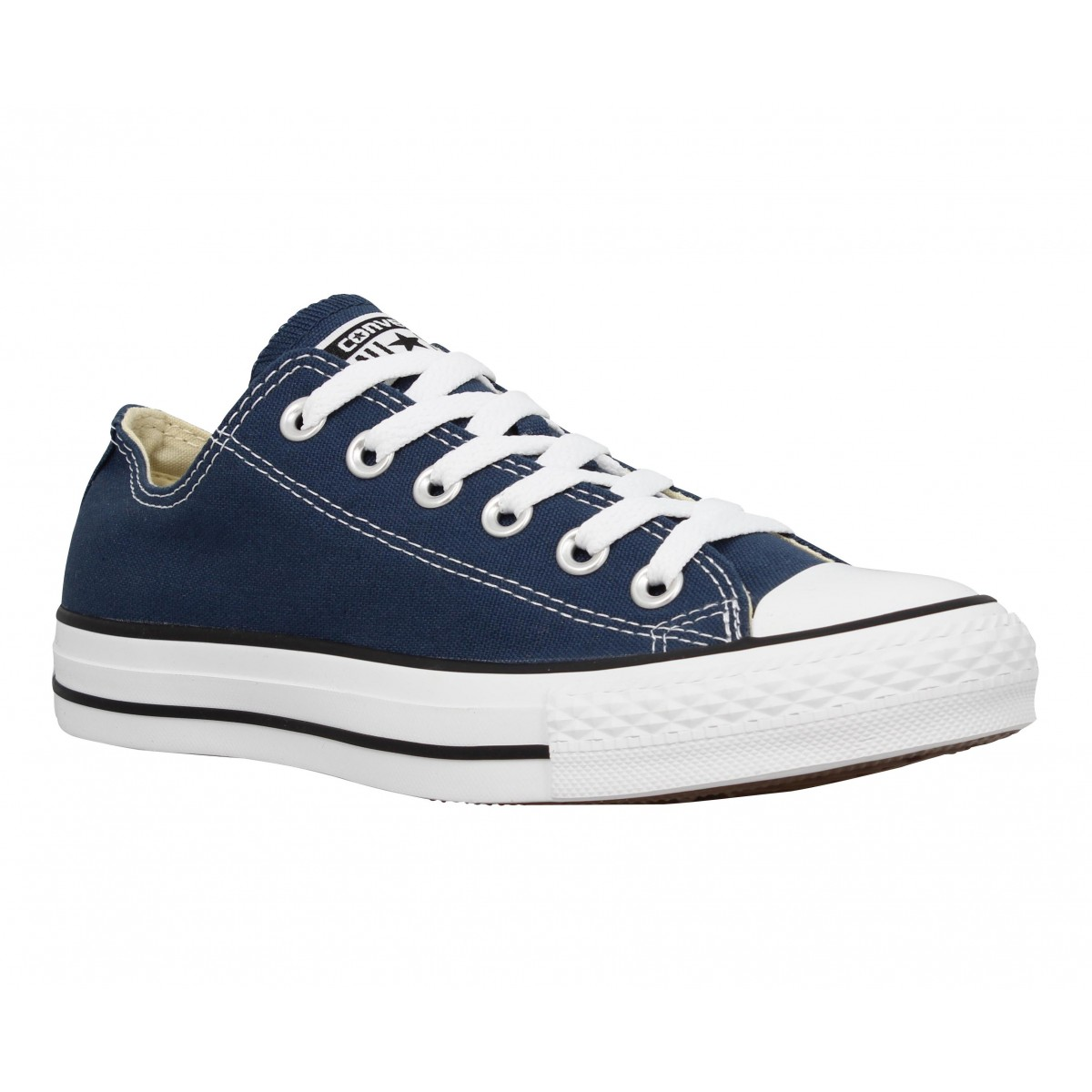 Baskets CONVERSE Chuck Taylor All Star toile Homme Marine