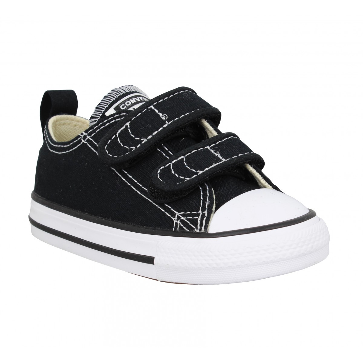 Baskets CONVERSE Chuck Taylor All Star 2V toile Enfant Black
