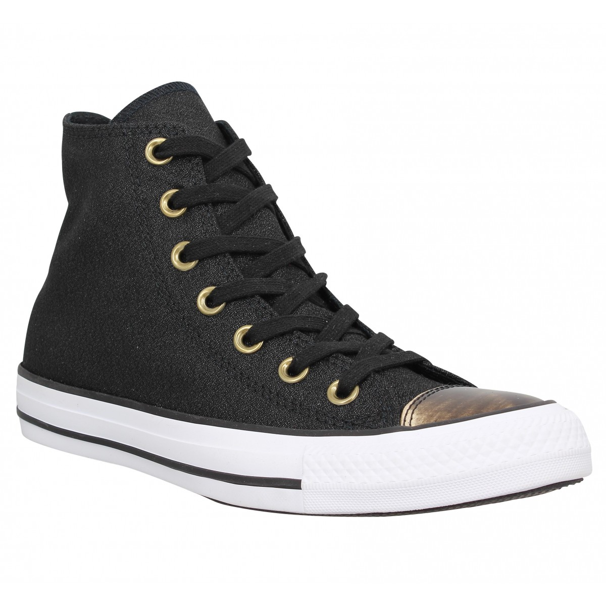 Baskets CONVERSE Chuck Taylor All Star Brush Off Femme Noir