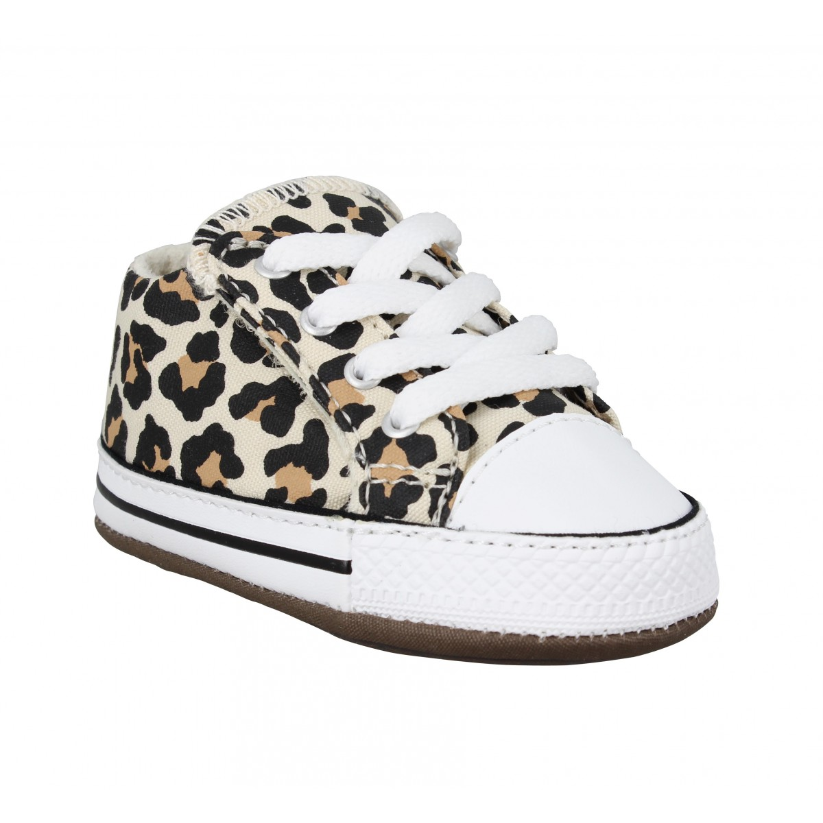 Baskets CONVERSE Chuck Taylor All Star Cribster Mid toile Enfant Animal