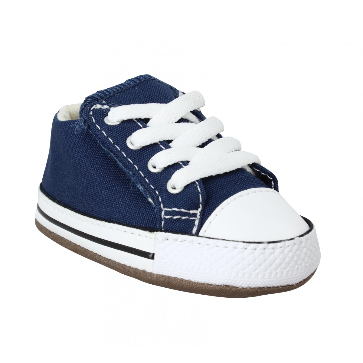 Baskets CONVERSE Chuck Taylor All Star Cribster Mid toile Enfant Navy