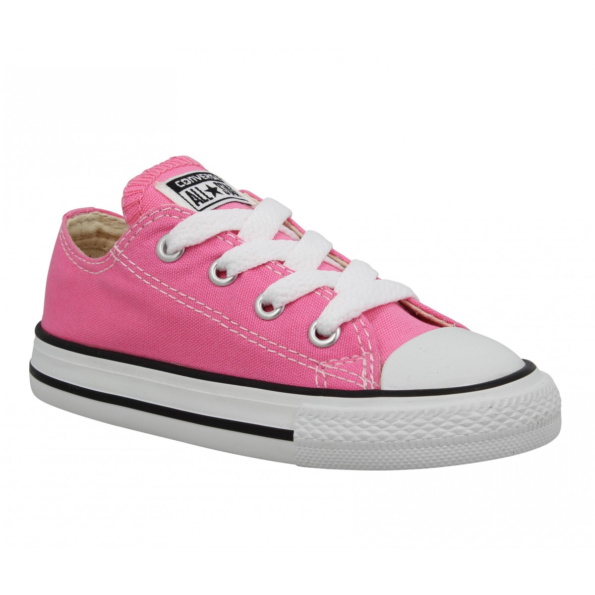 Baskets CONVERSE Chuck Taylor All Star toile Enfant Pink
