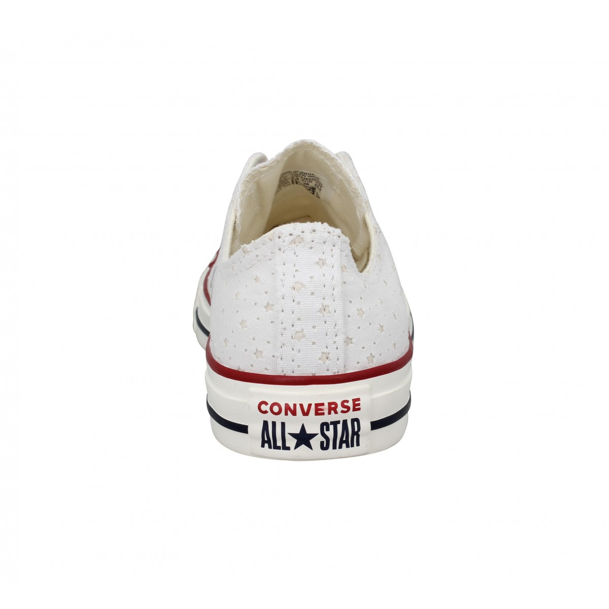 converse blanche all star femme