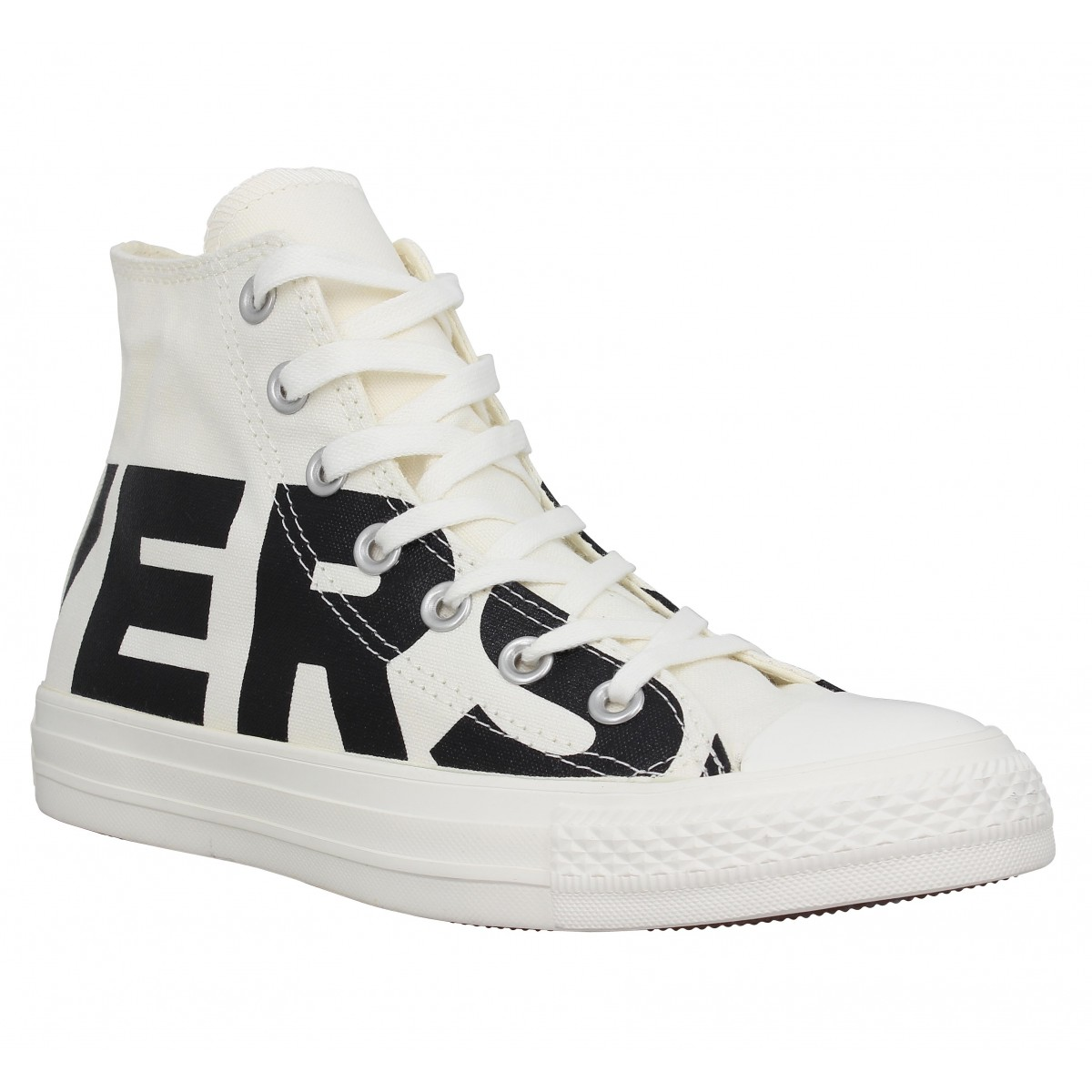 CONVERSE Chuck Taylor All Star Hi toile Femme Wordmark