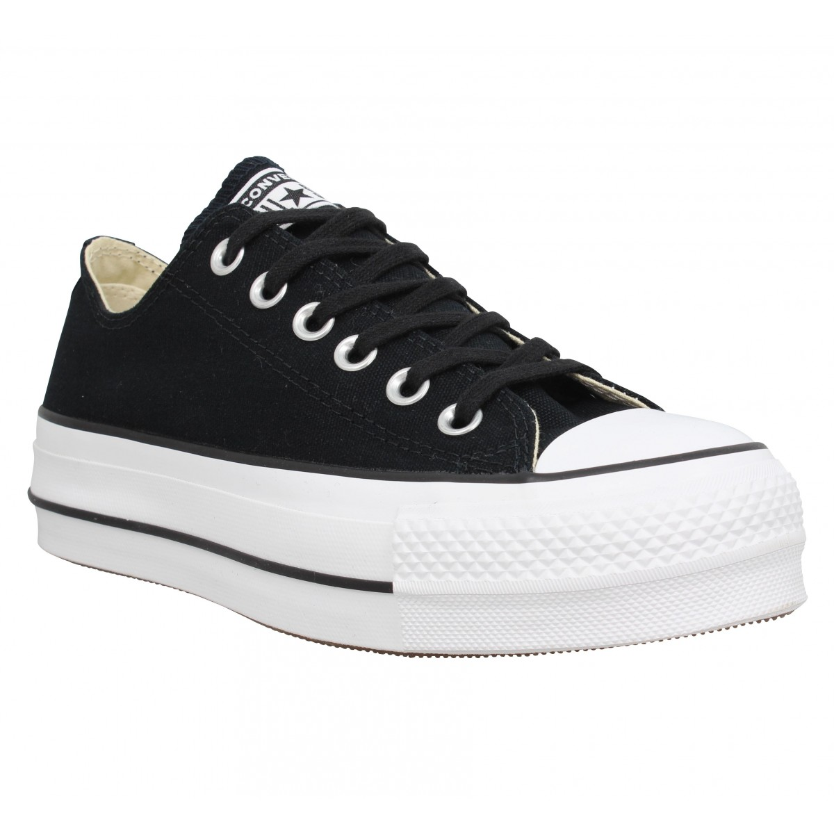 CONVERSE Chuck Taylor All Star Lift toile Femme Noir